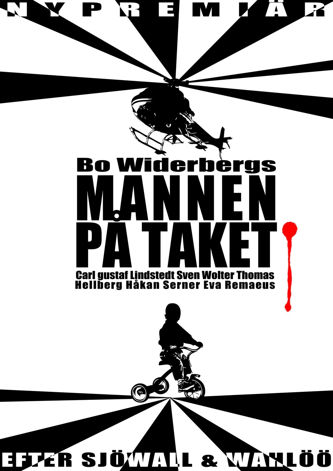 You are currently viewing Lilla Filmfestivalen: Mannen på taket