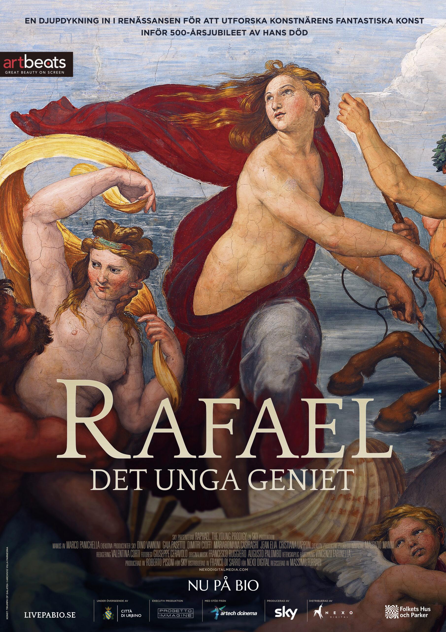 Rafael – Det unga geniet
