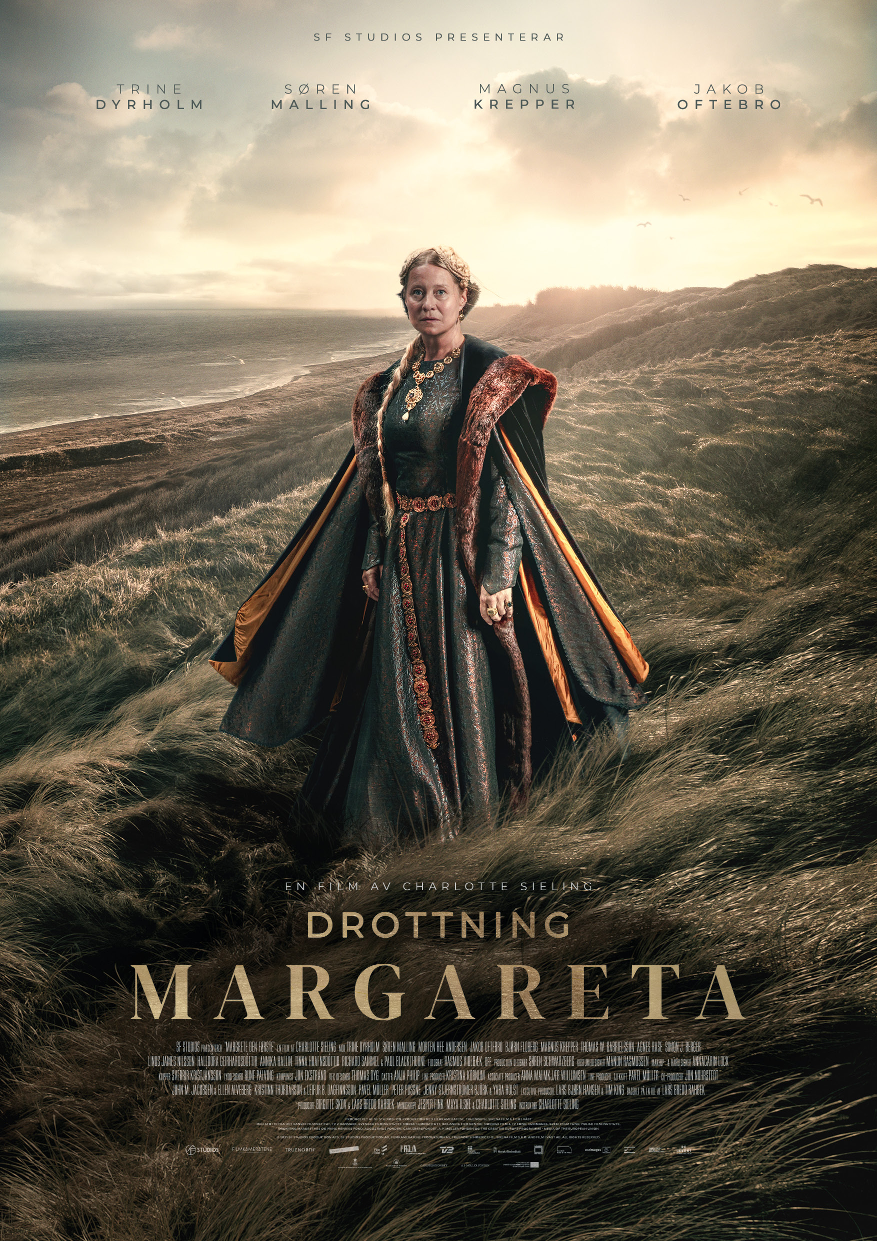 You are currently viewing Drottning Margareta