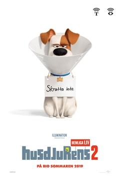 Husdjurens hemliga liv 2 på Scala Biografen