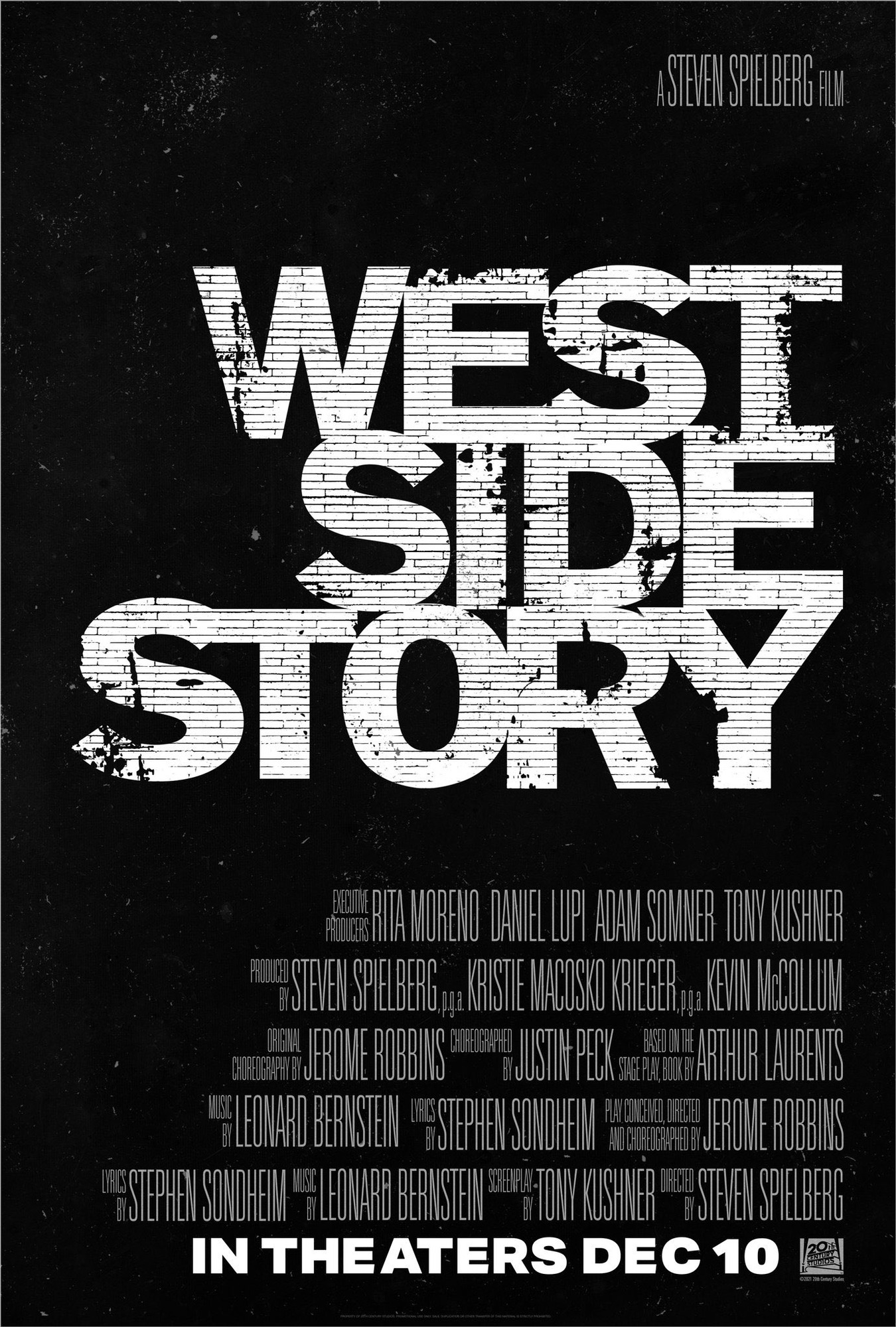 You are currently viewing West Side Story
