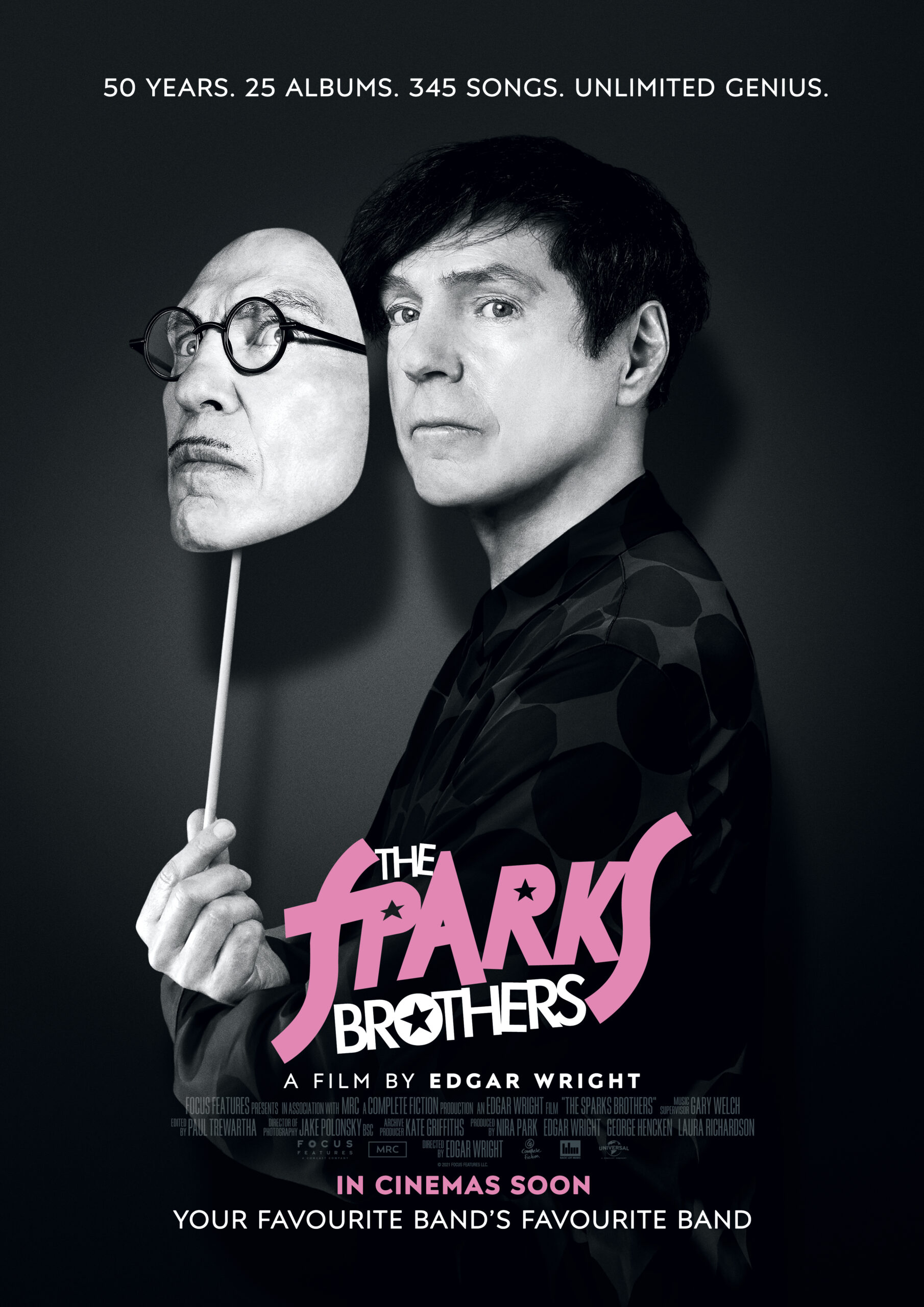 You are currently viewing The Sparks Brothers