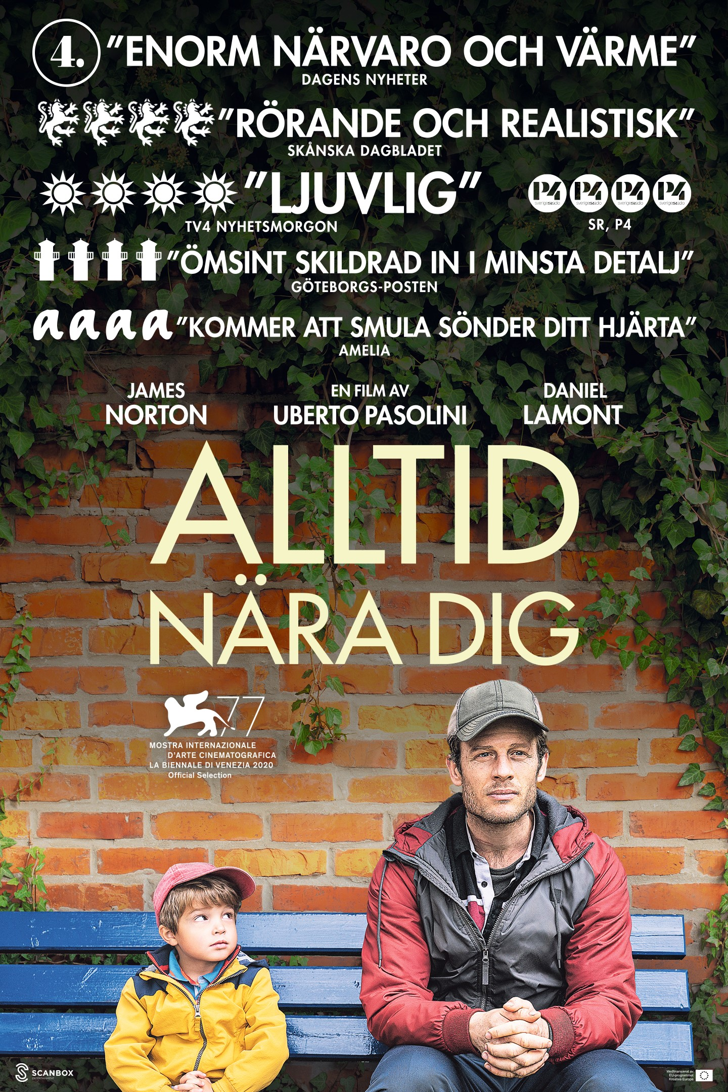 You are currently viewing Alltid nära dig