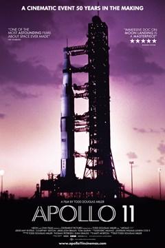 Apollo 11 på Scala Biografen