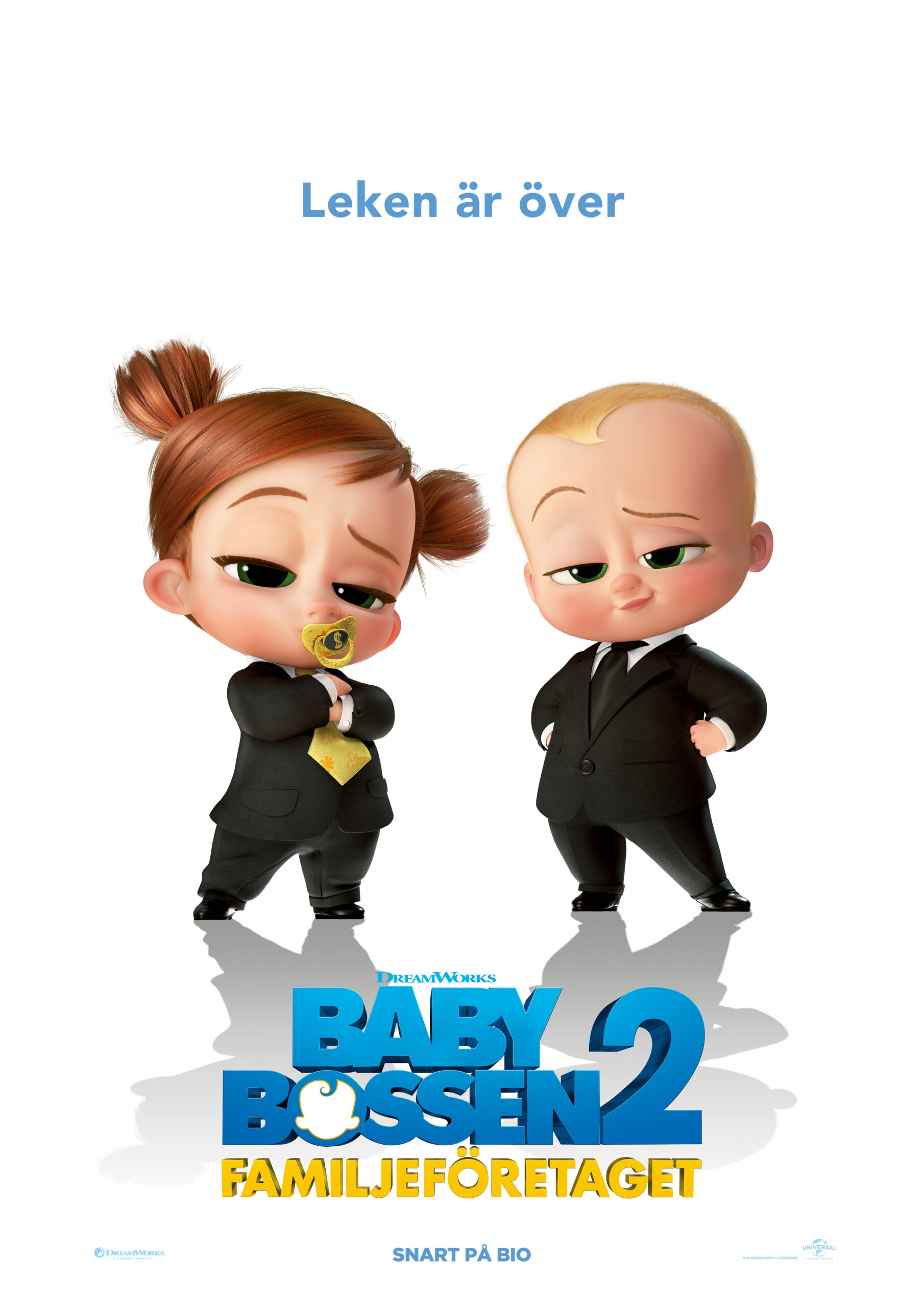 You are currently viewing Baby-Bossen 2: Familjeföretaget