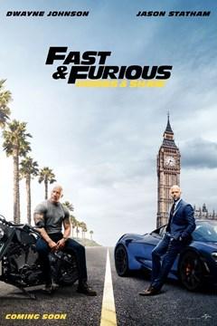 The fast & the furious på Scala Biografen