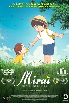 Miraï, min lillasyster på Scala Biografen