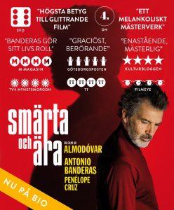 Smärta och ära på Scala Biografen i Båstad