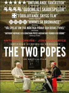 The Two Popes på Scala Biografen i Båstad