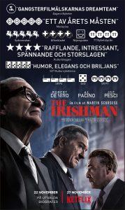 The Irishman på Scala Biografen i Båstad