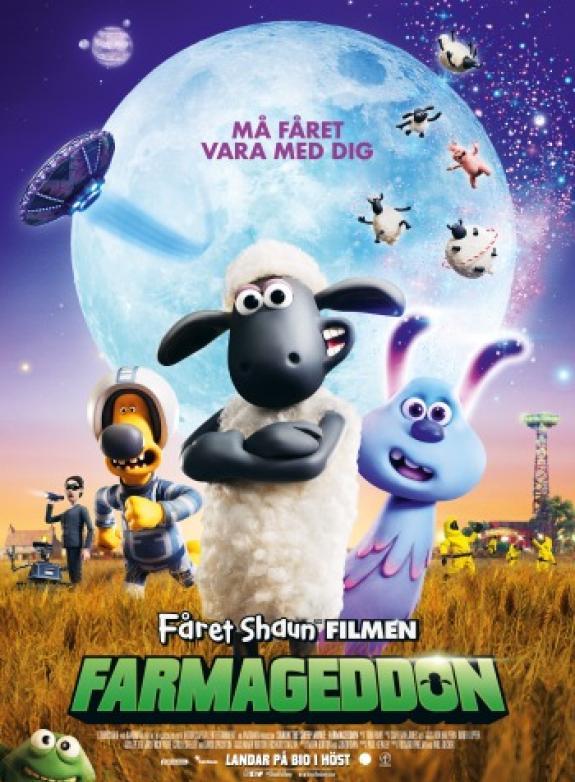 Fåret Shaun – Farmageddon