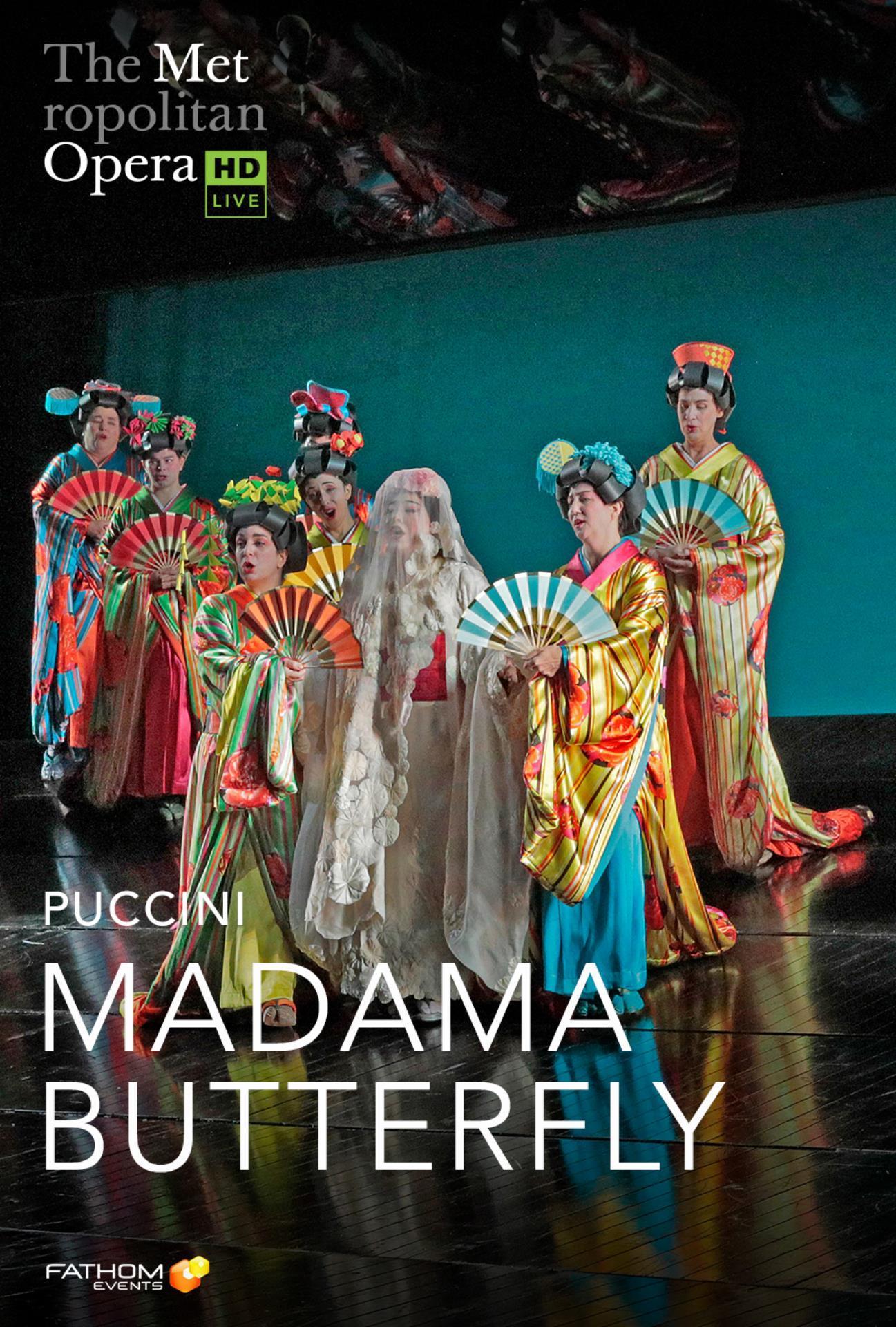 Massenet: MADAMA BUTTERFLY