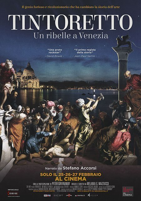 Tintoretto – en rebell i Venedig