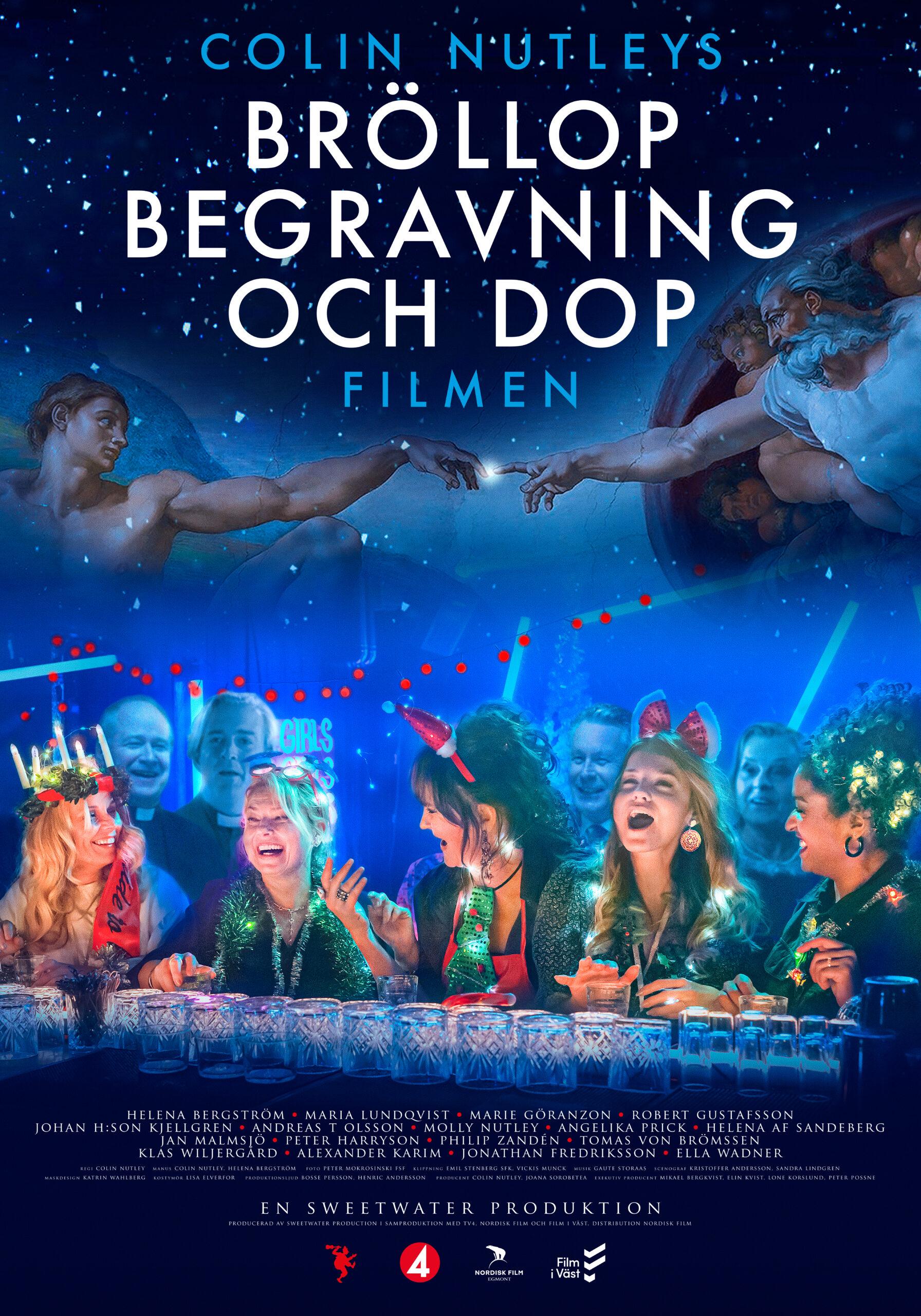 You are currently viewing Bröllop, begravning och dop – filmen