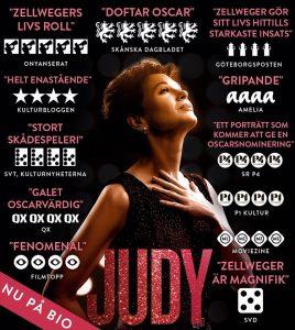 Judy på Scala Biografen i Båstad