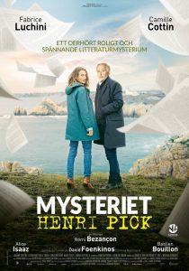 Mysteriet Henri Pick på Scala Biografen i Båstad