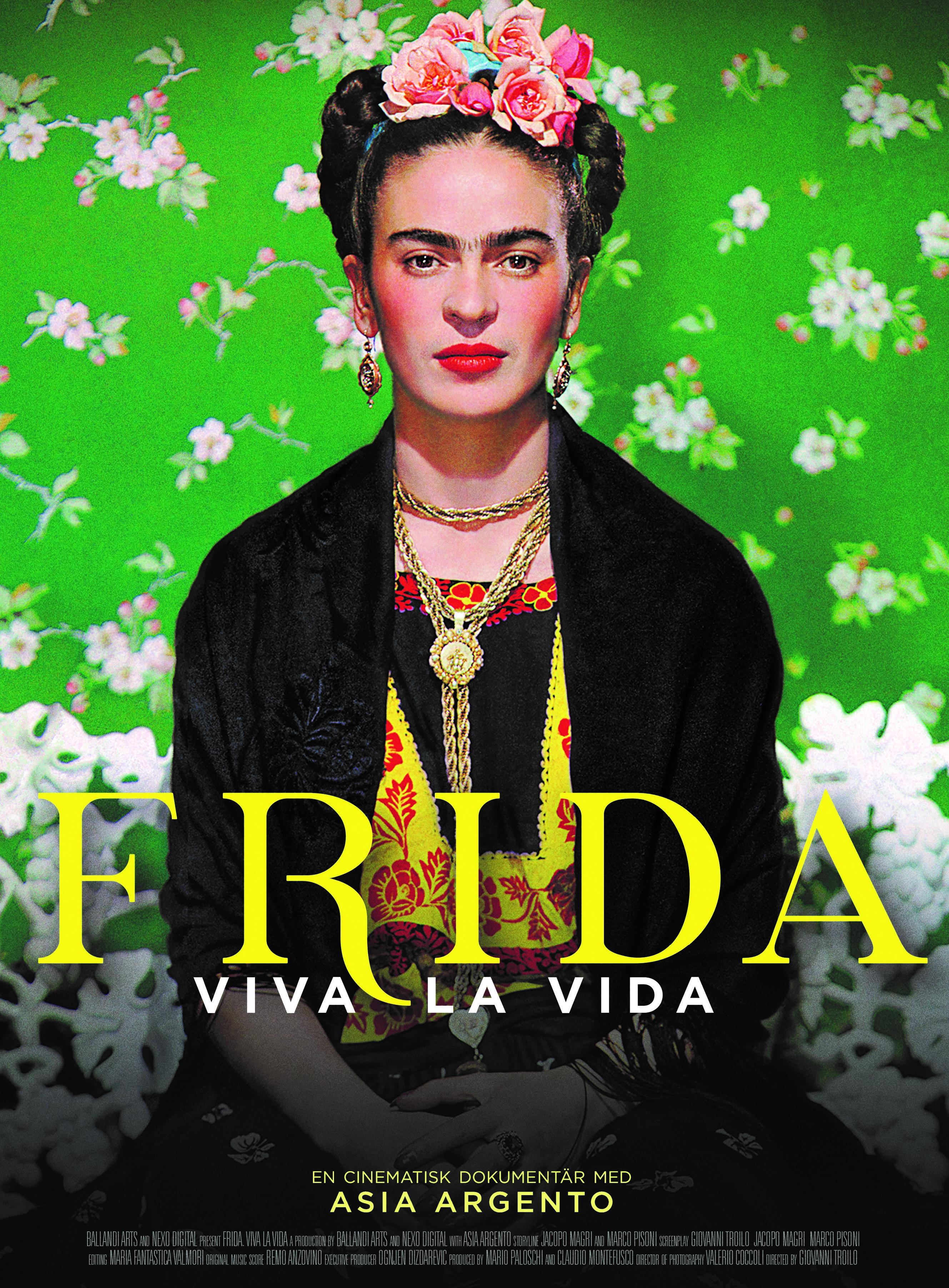 Frida Kahlo – Viva La Vida