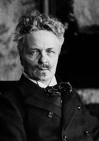 """""""Djävla karl"""" En kväll med Strindberg"""