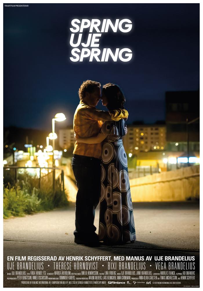 Spring Uje, spring