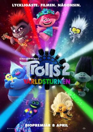 Trolls 2: Världsturnén
