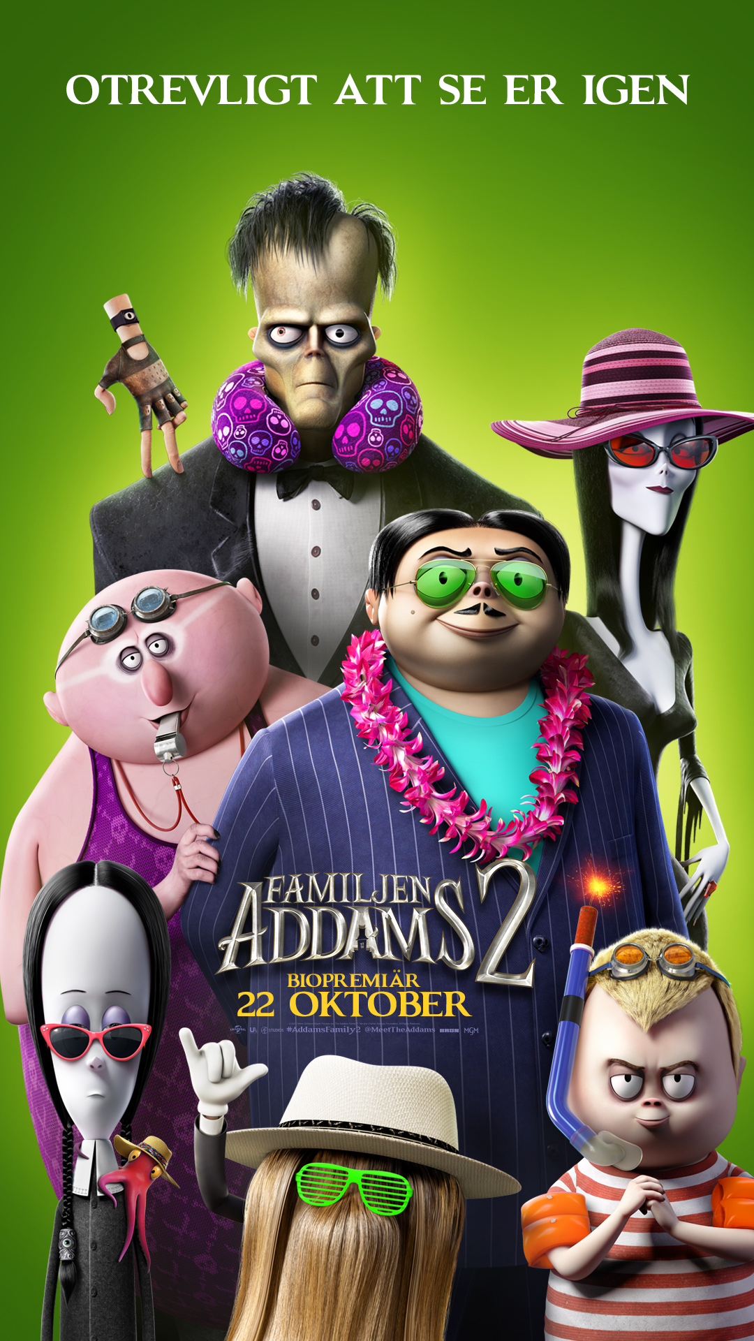 You are currently viewing Familjen Addams 2