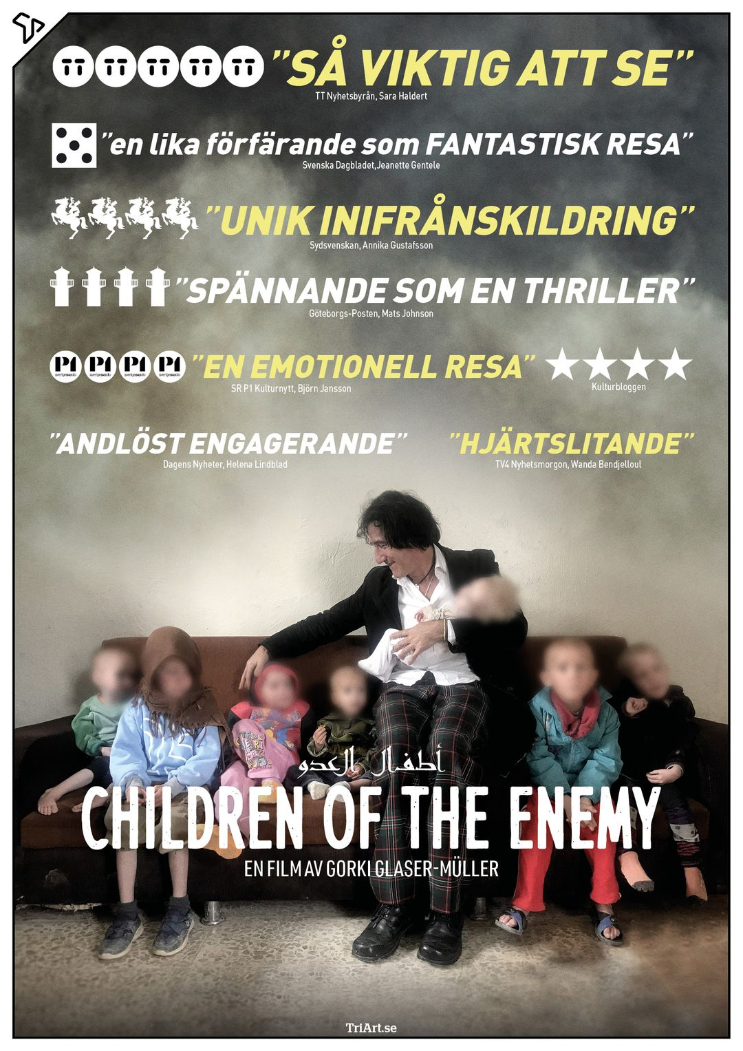 You are currently viewing Lilla Filmfestivalen: Children of the Enemy