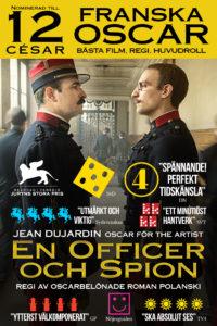 En officer och spion på Scala Biografen i Båstad