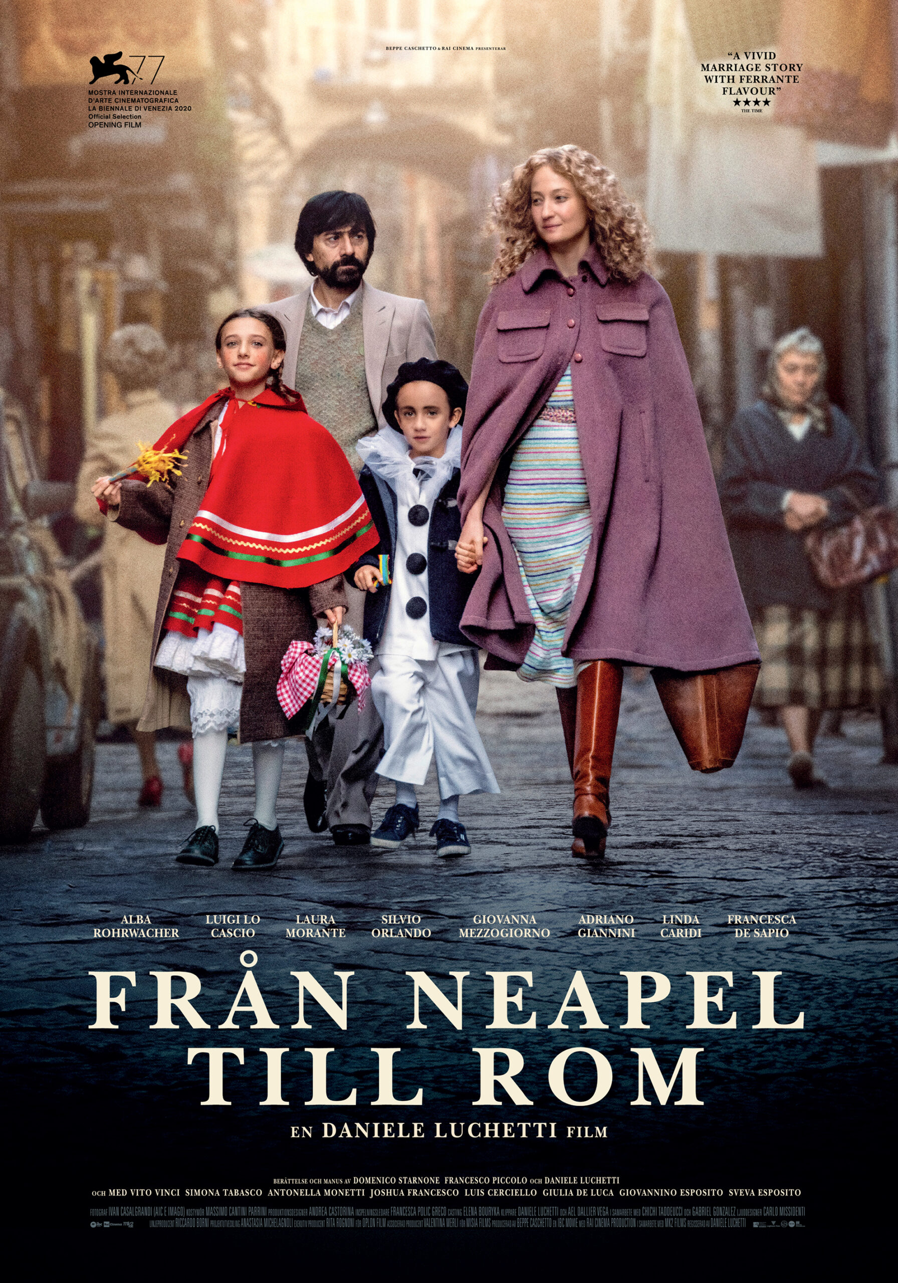 You are currently viewing Från Neapel till Rom