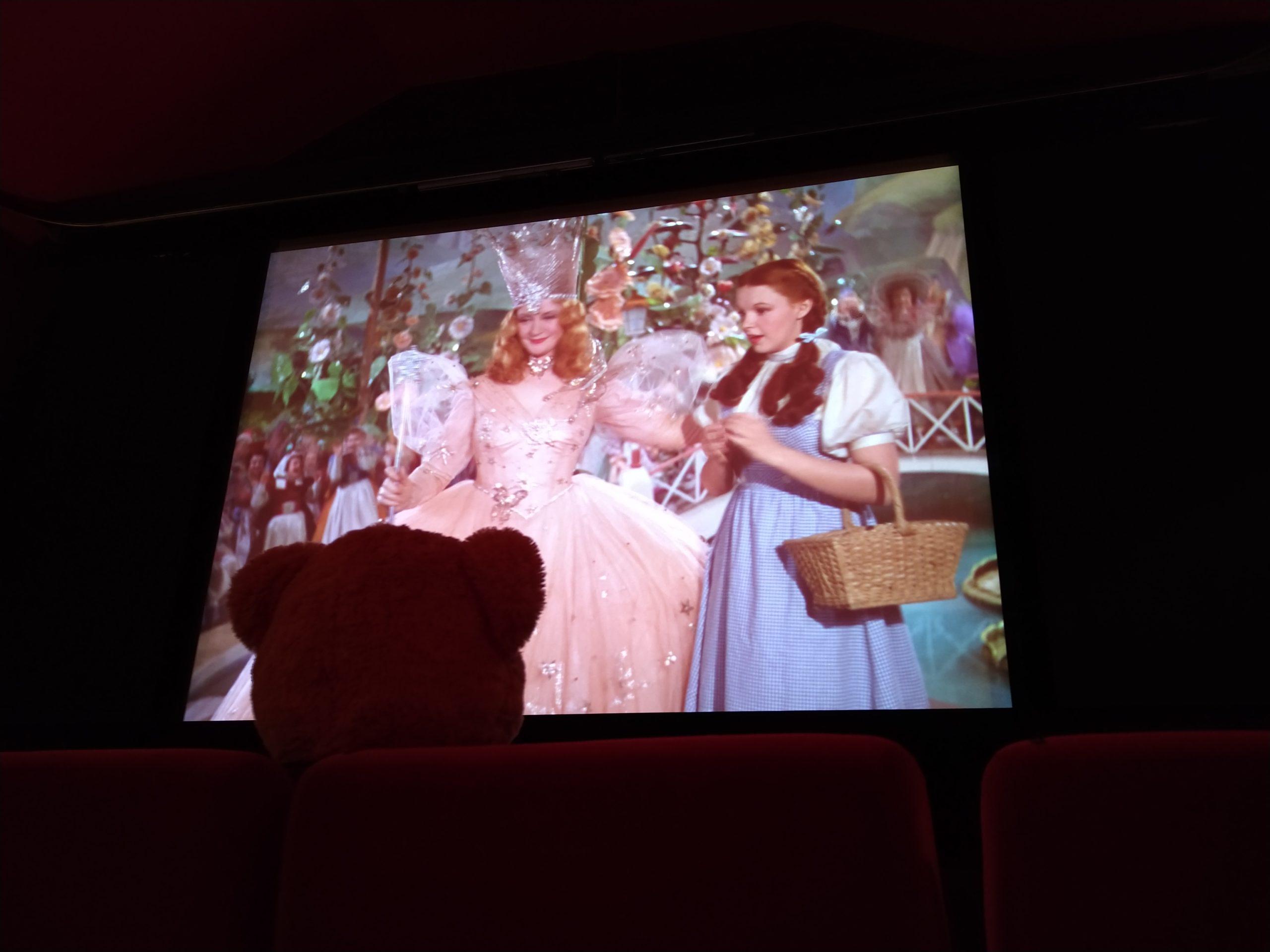 Gosedjursbio: Trollkarlen från Oz