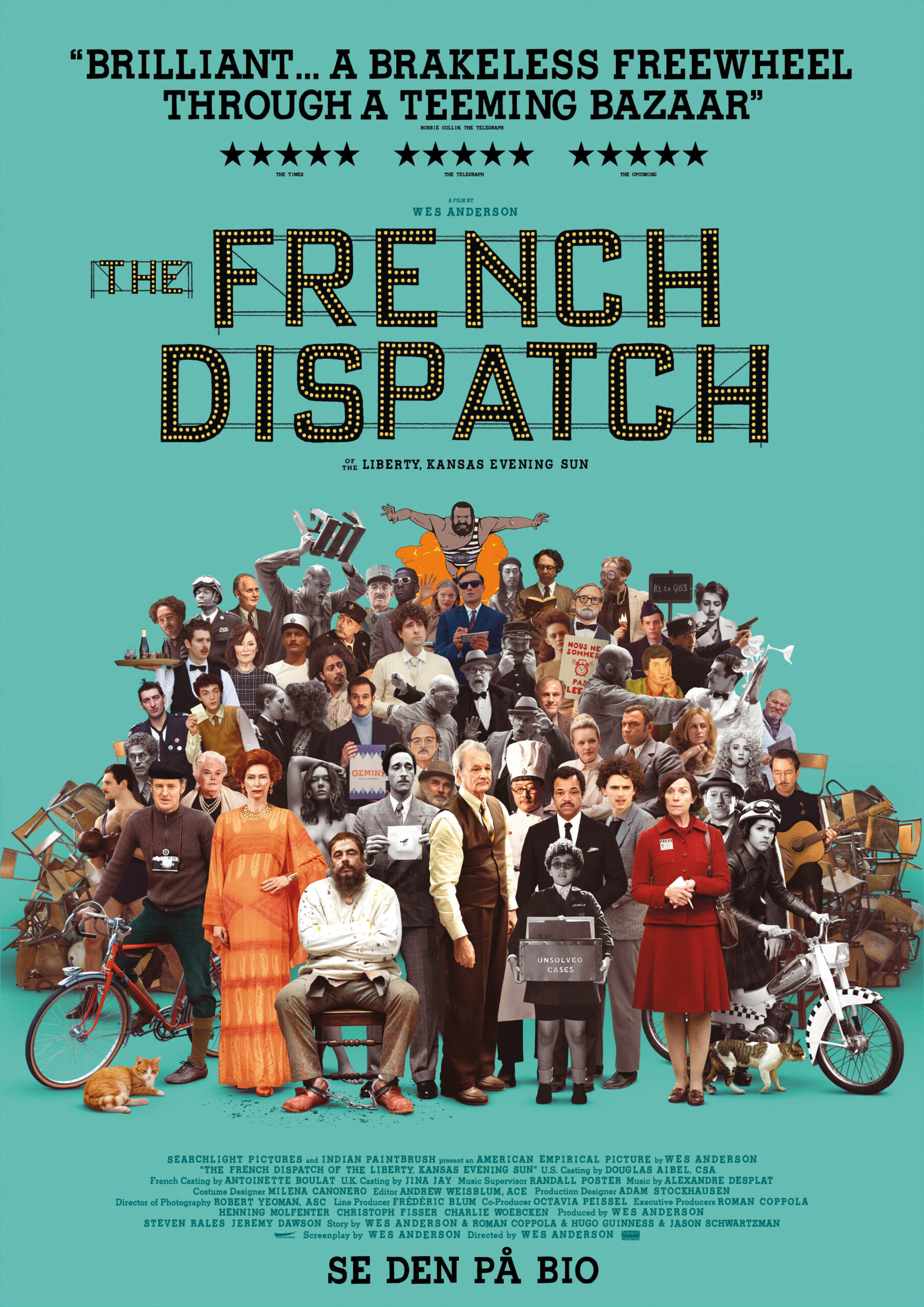 You are currently viewing The French Dispatch