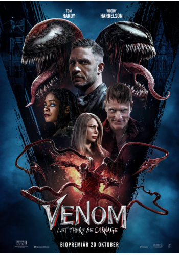 You are currently viewing Venom: Let there be carnage