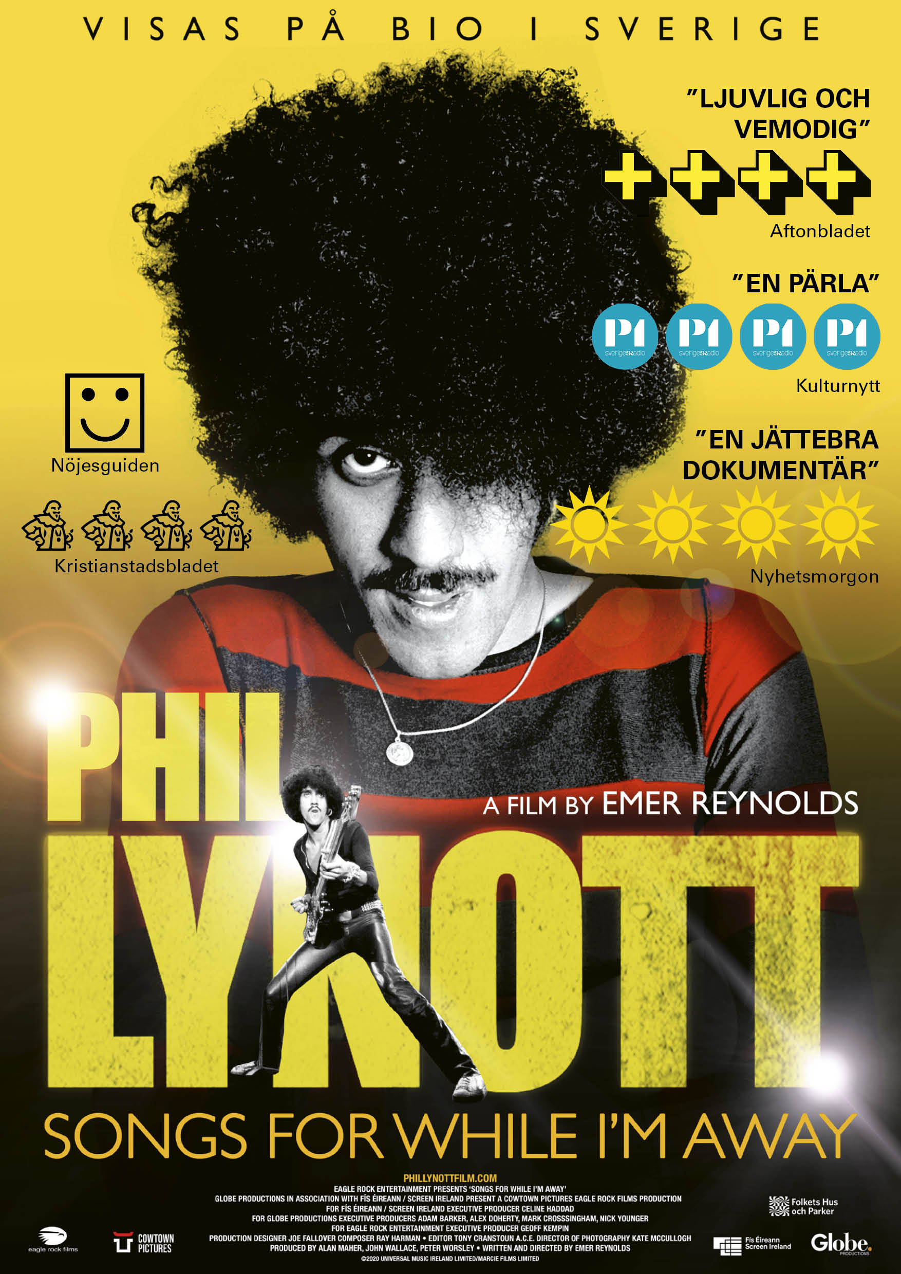 Phil Lynott – Songs For While I'm Away