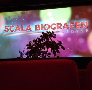Växtbio på Scala Biografen i Båstad