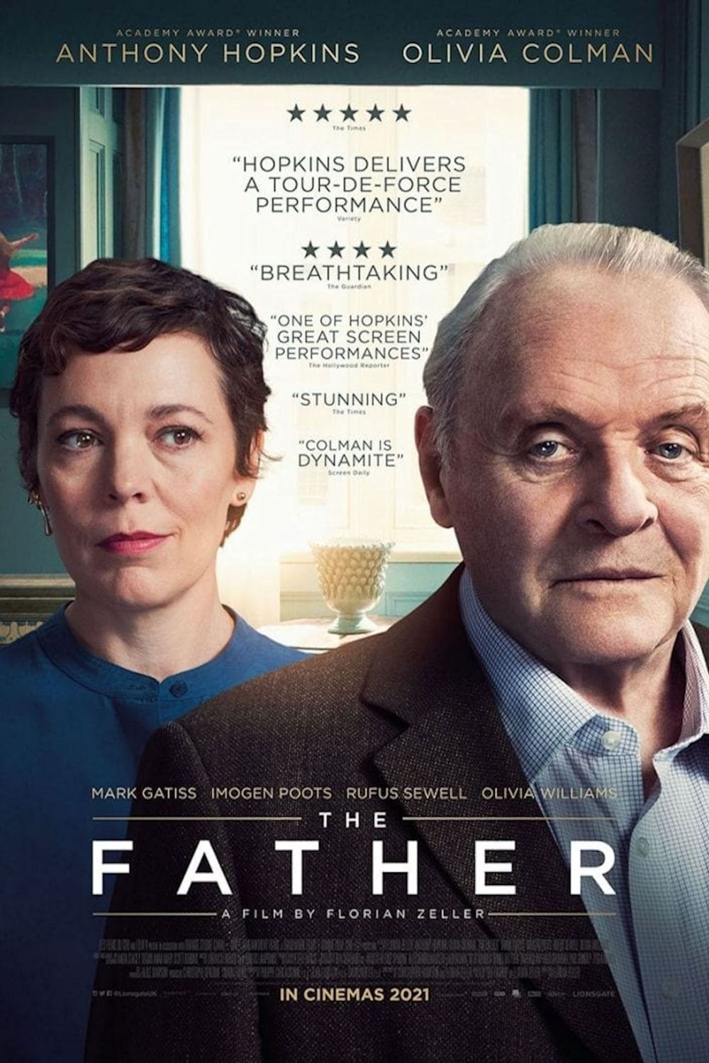 You are currently viewing Lilla Filmfestivalen: The Father