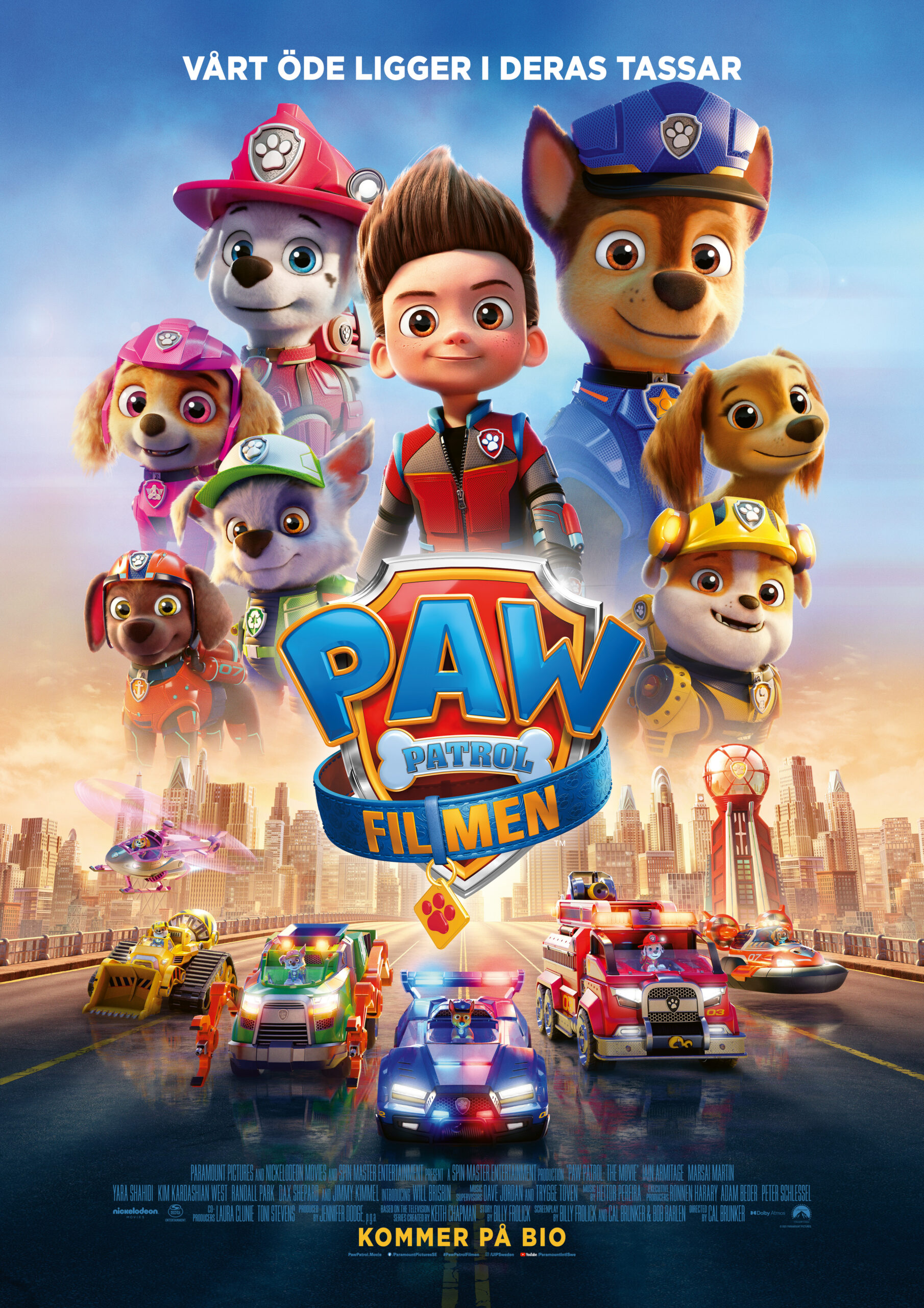 You are currently viewing Paw Patrol: Filmen