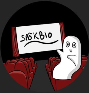 Spökbio på Scala Biografen i Båstad